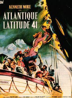 1959 ATLANTIQUE LATITUDE 41