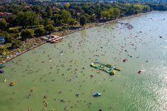 Mutatjuk mennyire volt tele a Balaton a hétvégén! (Fotó: Németh Levente) | SONLINE