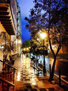 Canción de la Lluvia San Juan, PR