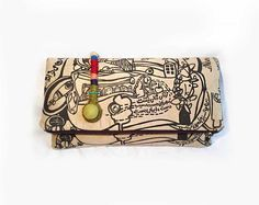 ALANGOO - Tehran Style Persian Calligraphy Bag