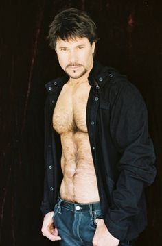 Peter Reckell played Bo Brady on DAYS of our Lives. My First Crush