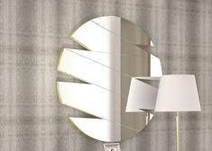 Miroir, mod: PARIS Wall Lights, Paris, Lighting, Home Decor, Solid Wood, Paris Chic, Matte Gold, Contact Form, Grand Designs