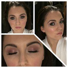 Evening makeup by Www.stephaniedorelli.com
