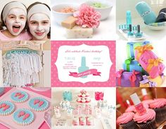 Make that yearly celebration extra special with kids spa party ideas from PurpleTrail. Get some help planning a fabulous spa party for any age group. Spa Birthday Parties, Sleepover Party, Slumber Parties, Birthday Ideas, Parties Kids, Girl Parties, Teen Birthday, Pajama Party, Spa Party Invitations