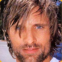 Viggo Mortensen ...the most amazing eyes.