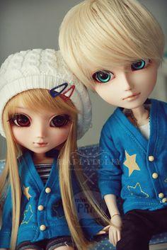 Custom Pullip & Taeyang - So sweet...