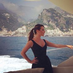 Lea on her way to Giffoni Film Festival