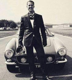Michael Schumacher & Ferrari 250 GT SWB