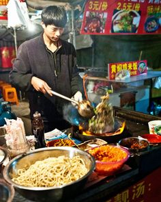 Life on Nanchang Lu: Street Food Night Market, Shanghai: At Zhangjiang Hi-Tech Park 张江高科站夜市