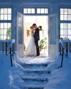 Photo inspiration for a winter wedding! | Sorensen Foto