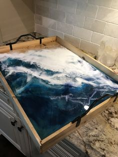 Best 11 – Page 290552613457884970 – SkillOfKing.Com - epoxy resin Epoxy Resin Art, Diy Resin Art, Diy Resin Crafts, Wood Resin, Resin Furniture, Acrylic Pouring Art, Resin Artwork, Resin Table, Resin Jewelry
