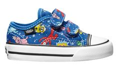 New YoGabbaGabba Vans are out now!  Levi needs these!!