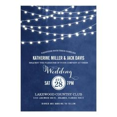 #weddinginvitation #weddinginvitations (Summer String Lights Wedding Invitation) #BackyardWedding #Bbq #Beautiful #Bride #Chic #Classy #Cute #Design #DesignYourOwn #Elegant #FairyLights #Fonts #Fun #GardenParty #GlobeLights #Graphic #GraphicDesign #HangingLights #Lantern #Modern #ModernWedding #OutdoorWedding #Party #Preppy #Pretty #Simple #StringLights #Stylish #Summer #SummerWedding #Trendy #Typographic #Typography #Watercolor #WatercolorBackground #Wedding is available on Custom Unique…