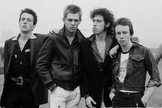 "The romantic rebellion of The Clash's ""London Calling"" 