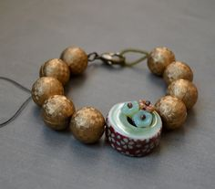 Sprouts by LoreleiEurtoJewelry on Etsy, $48.00