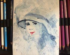 Irene Schwarz, Artist Irene, Portraits, Artist, Painting, Head Shots, Artists, Painting Art, Paintings, Portrait Photography