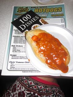 100 Dishes To Eat In Alabama Before You Die Chris's Hot Dog's Montgomery Meg's #3 Visit