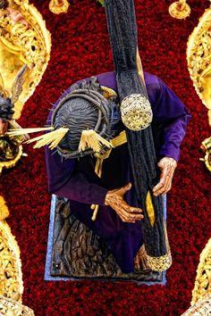 Gran Poder The Cross Of Christ, Religious Art, Beauty, Collection, Christian Art, Saints, Home, Lent, Vintage Beauty