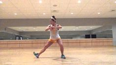 """Dance Fitness with Jessica - """"All of me """" by John Legend  cool down"""