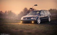 passat wagon custom | www.vwculture.nl: Porsche'd 3BG...