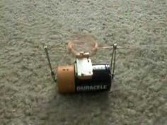 Simple Toy Motor Project