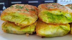 Sandvișuri calde delicioase, gata într-un timp record! Cheese Rolling, Cabbage Recipes, Cake Flavors, Elegant Cakes, Salmon Burgers, Zucchini, Side Dishes, Veggies, Thing 1