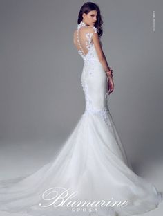 stunnigng wedding dress #bride #wedding