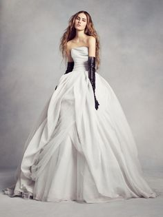 c64bdd3d6c91 This magnificent textured organza ball gown wedding dress with draped bodice ,