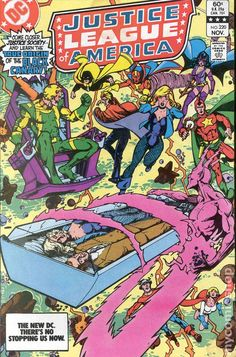 Justice League of America (1960 1st Series) 220