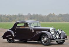 "1939 Bentley 4¼ Litre Sports Coupe ""Honeymoon Express"" by Park Ward"