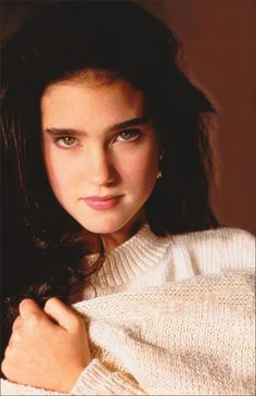 Jennifer Connelly #JenniferConnelly #Jennifer