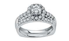 Valina Engagement Rings and Wedding Bands available at AE Jewelers.