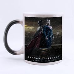 Shop for everything but the ordinary. More than sellers offering you a vibrant collection of fashion, collectibles, home decor, and more. Batman And Superman, The Ordinary, Dawn, Coffee Mugs, Vibrant, Ceramics, Ceramica, Pottery, Coffee Cups