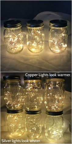 Wedding Centerpiece Lights, 39 inch Fairy Lights Budget Saver! 10 or 20 Warm White LEDs, Replaceable Batteries. Wedding Decorations.