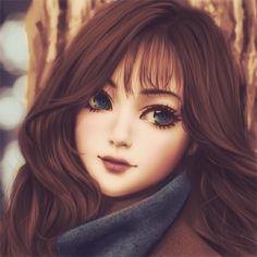 Girly Drawings, Anime Girl Drawings, Anime Art Girl, Cute Girl Drawing, Cartoon Girl Drawing, Beautiful Girl Drawing, Cartoon Girl Images, Cute Cartoon Girl, Cute Girl Wallpaper