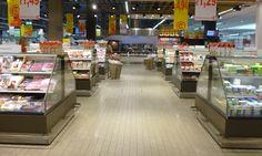 CONTINENTE, Cascais Shopping - PT Hiper Futuro equipments www.jordao.com