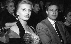 Sophia Loren & Marlon Brando -  *_*