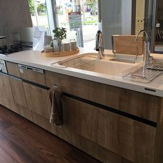Kitchen Cabinet Storage, Kitchen Cabinets, Kitchen Appliances, Love Home, Ideal Home, Secret Rooms, Japanese House, Home Renovation, Home Kitchens