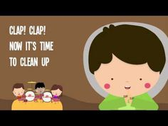 Free Clean Up Songs (Tidy Up Songs) and Rhymes - Kindergarten Songs For Toddlers, Rhymes For Kids, Kids Songs, Rhymes Songs, Nursery Rhymes Preschool, Preschool Music, Preschool Activities, Transition Songs For Preschool, Songs