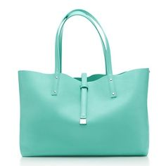 Tiffany & Co. | Item | Reversible tote in smooth leather. More colors available. | United States