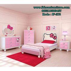 Jual Set Tempat Tidur Hello Kitty Terbaru Merupakan Produk