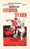 Liverpool v FC Koln  March 1965