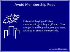No need to buy a Costco membership with this hack. Save $50 per year or more.