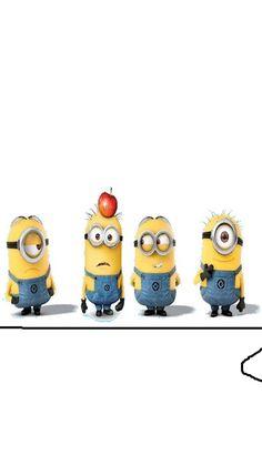 Minions, Cartoon, Fictional Characters, The Minions, Cartoons, Fantasy Characters, Minions Love, Comics And Cartoons, Minion Stuff