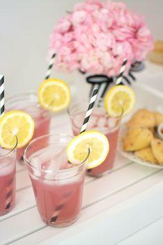 Mother's Day Brunch Ideas + Sparkling Pink Lemonade