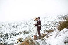 South African Winter Engagement Session