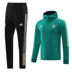 Arsenal 20/21 Lake Blue(knitting) Hoodie Men Jacket Tracksuit Slim Fit – zorrojersey