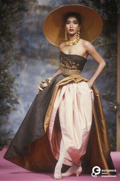 Christian Lacroix, Spring-Summer 1991, Couture | Christian Lacroix - Europeana