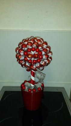 Kinder Schokobons Baum Geschenke Pinterest Baum