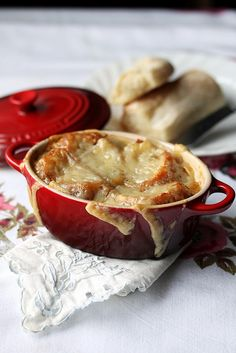 French Onion Soup by LaCuisineHélène, via Flickr